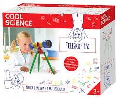 COOL SCIENCE: TELESKOP 15X