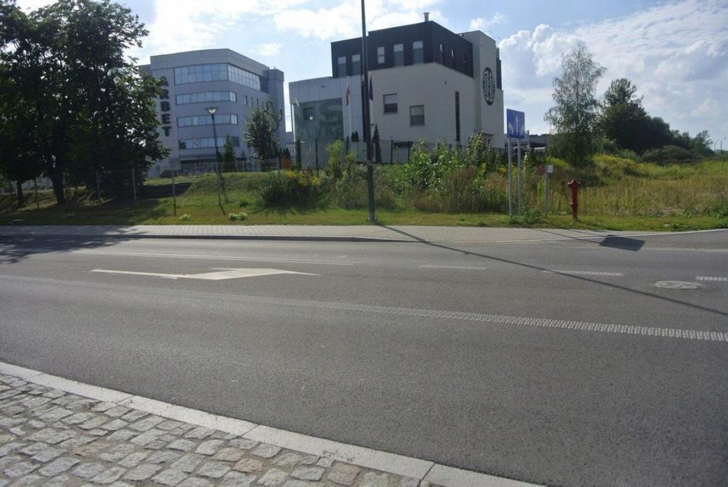 Działka, Olsztyn, 5500 m²