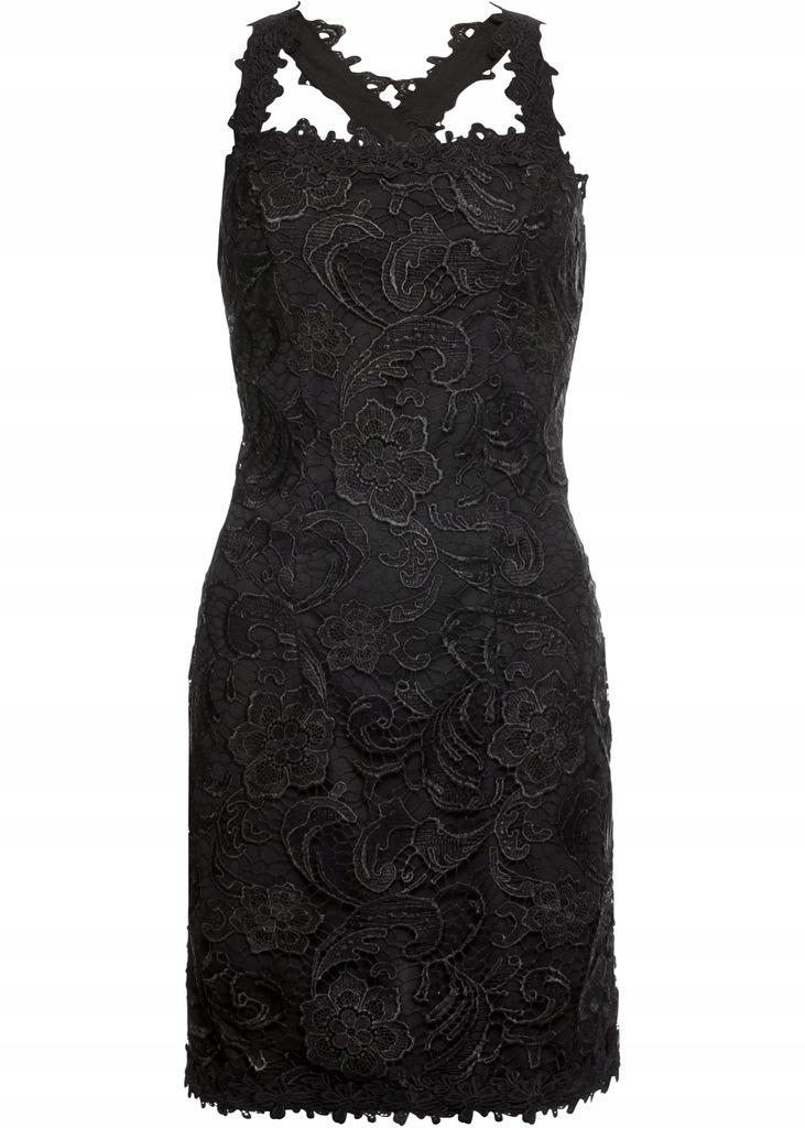B118 BPC Sukienka z koronką r.38