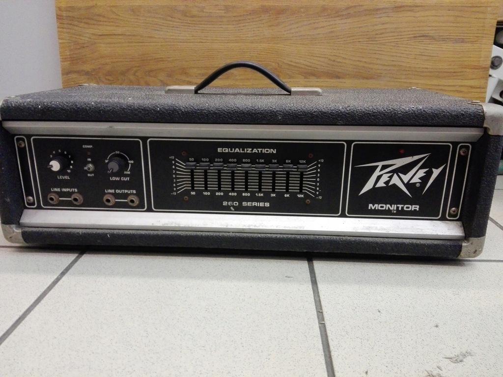 Peavey Series 260C, Mark III Series, monitor 130W