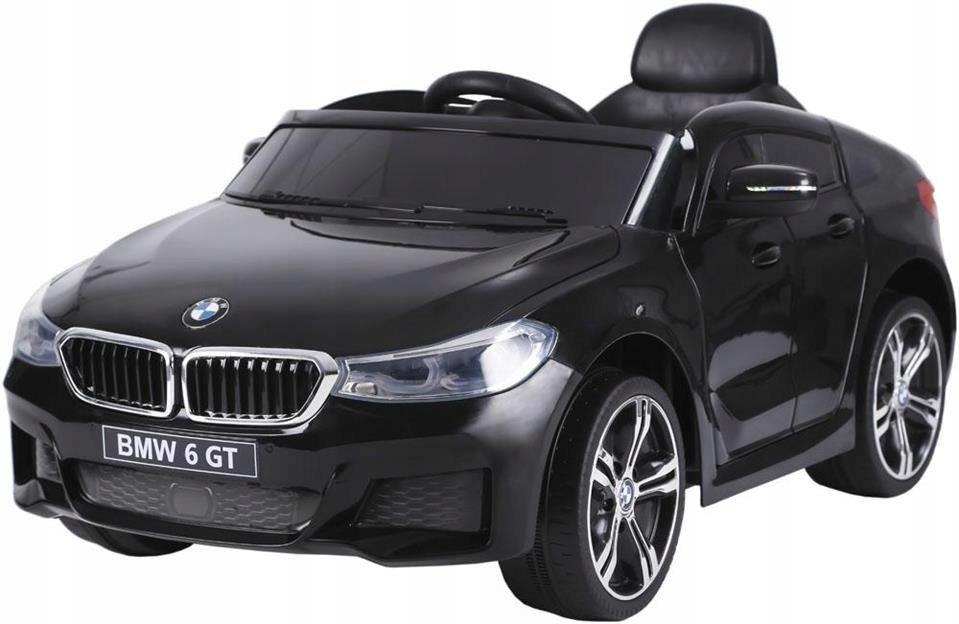 JJ2164 POJAZD BMW 12V PILOT EVA BLACK