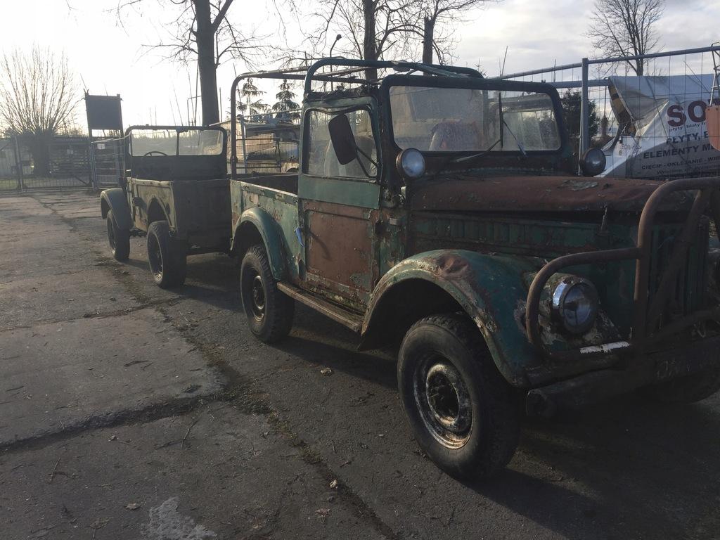 GAZ 69 szt 2