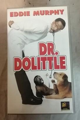 KASETA VHS - FILM - P7 - DR DOLITTLE