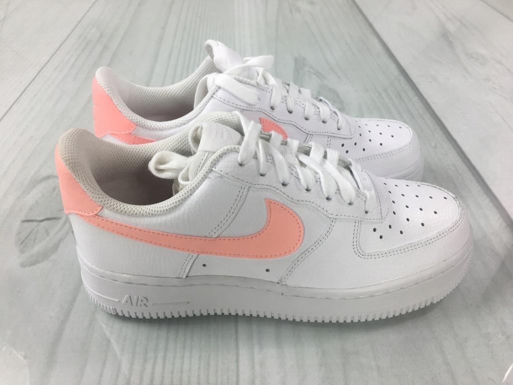 Obuwie Damskie Nike Wmns Air Force 1 '07 AH0287 107 (Biały