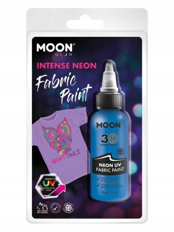 Farba do tkanin Neon UV Kolorowy Barwnik do ubrań