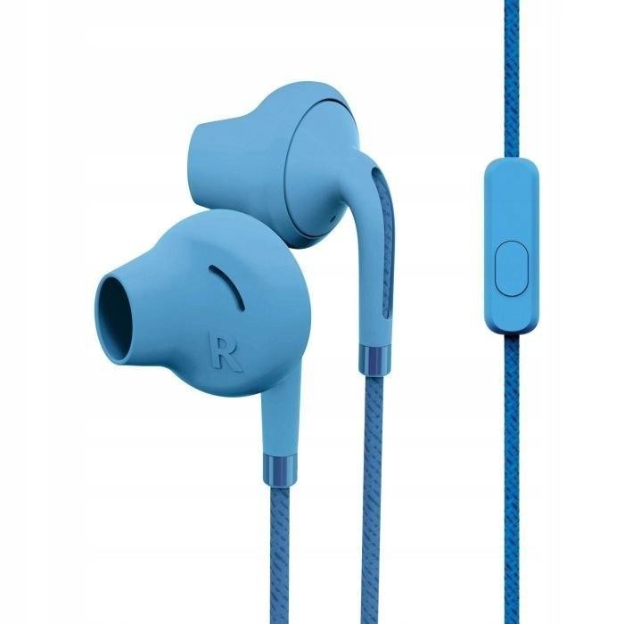 Słuchawki Energy Sistem Style 2+, BŁĘKITNE