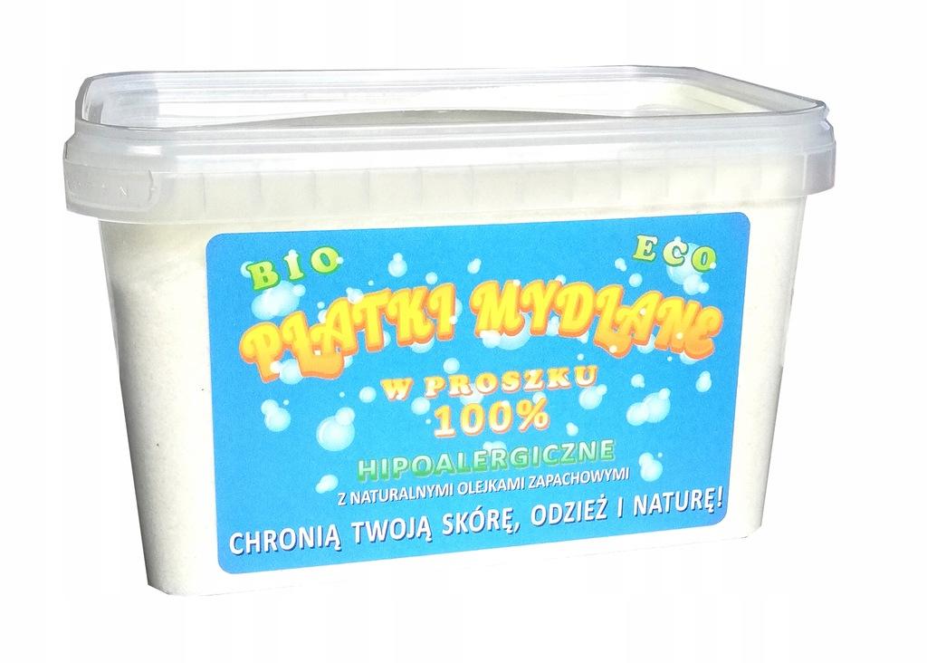 Płatki mydlane w proszku Delial 800 g