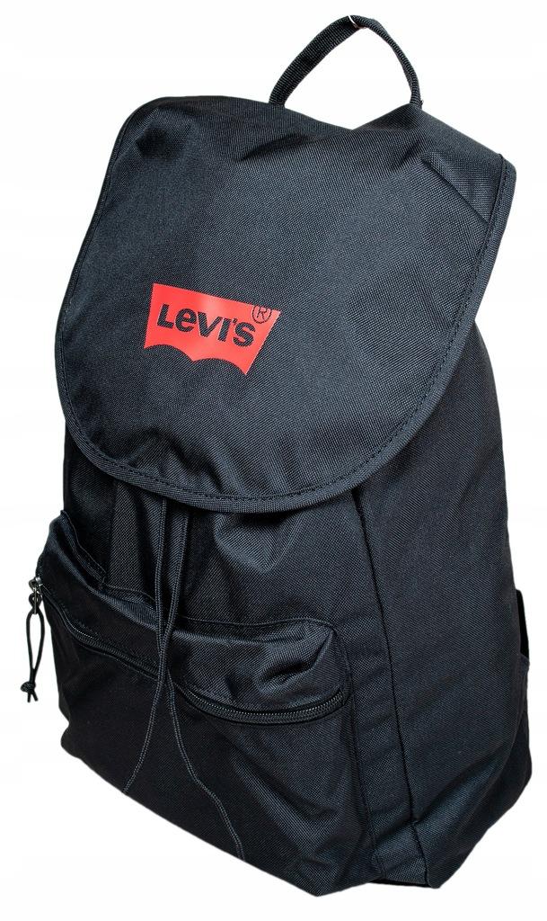 LEVIS plecak sportowy szkolny miejski