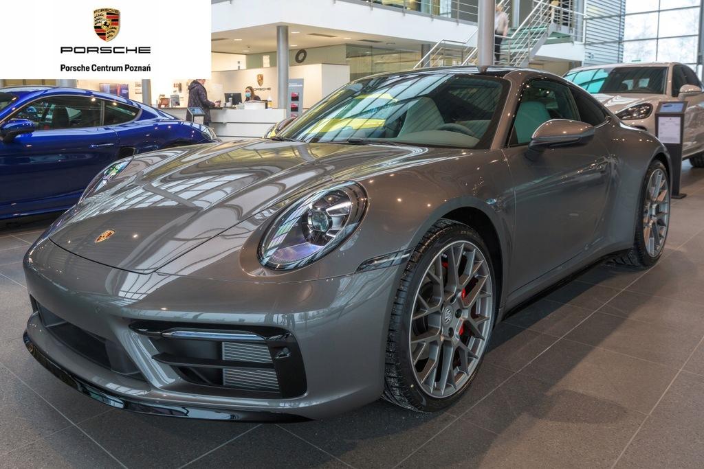 Porsche 911 Carrera 4S 450 KM DEMO Wynajem/Leasing