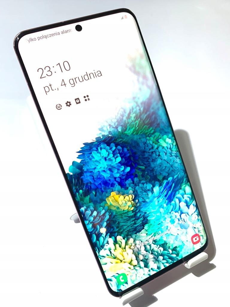 Smartfon Samsung Galaxy S20 SM-980 8/128GB K295