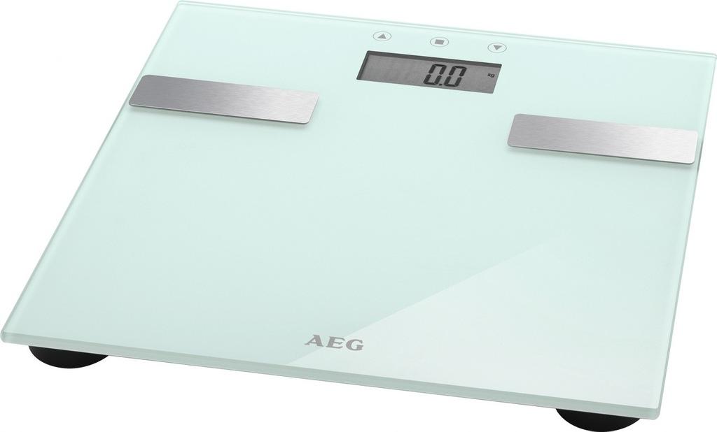 Analityczna waga łazienkowa AEG PW5644 7 w 1 biała