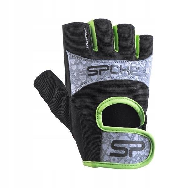 Rękawiczki fitnesowe Spokey ELENA II M
