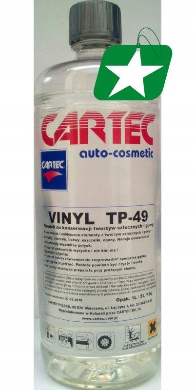 CARTEC VINYL TP-49 ELEMENTY ZEWNĘTRZNE 1L PRAG