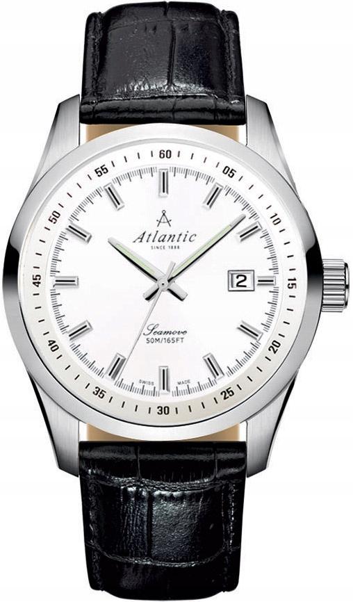 Zegarek męski ATLANTIC Seamove 65351.41.21 Zegarek