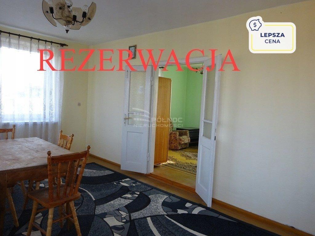 Dom, Wólka Drążdżewska, Krasnosielc (gm.), 85 m²
