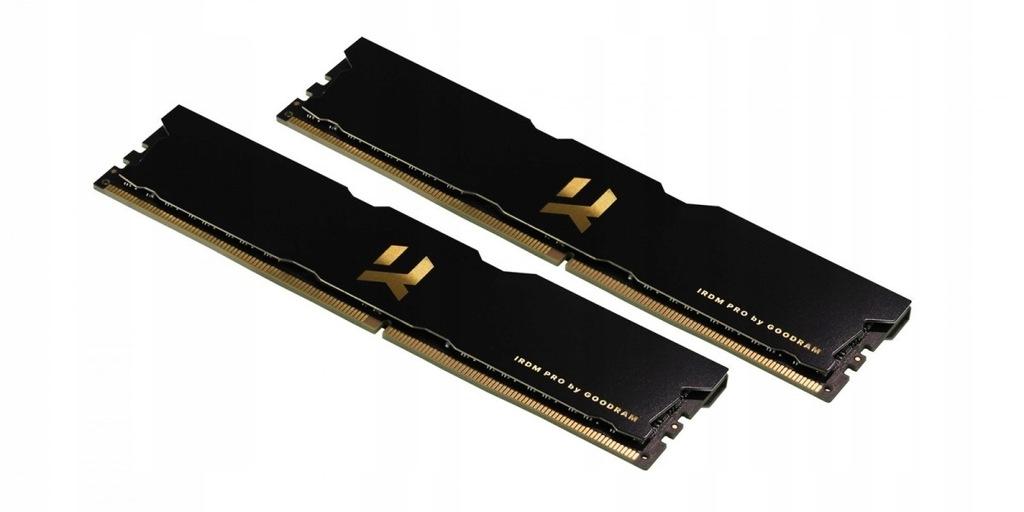 Pamięć DDR4 IRDM PRO 32/3600 (2*16GB) 17-19-19