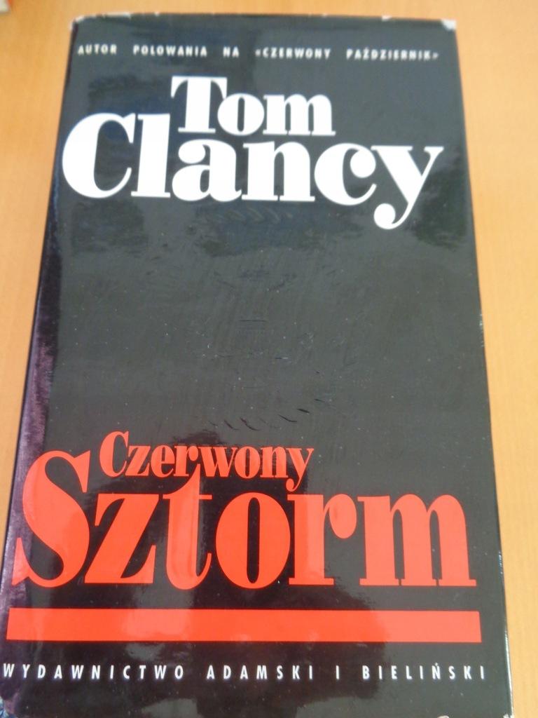 Tom Clancy Czerwony sztorm