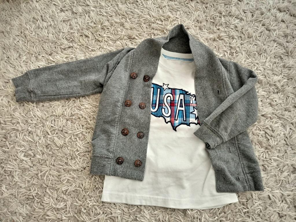 Zestaw ubranek dla chłopca: 3 lata (Disney, Lee)