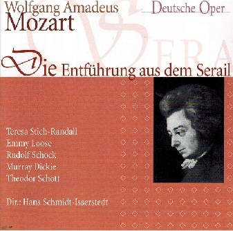 W.A. Mozart - Die Entfuhrung Aus Dem Serail (2CD)