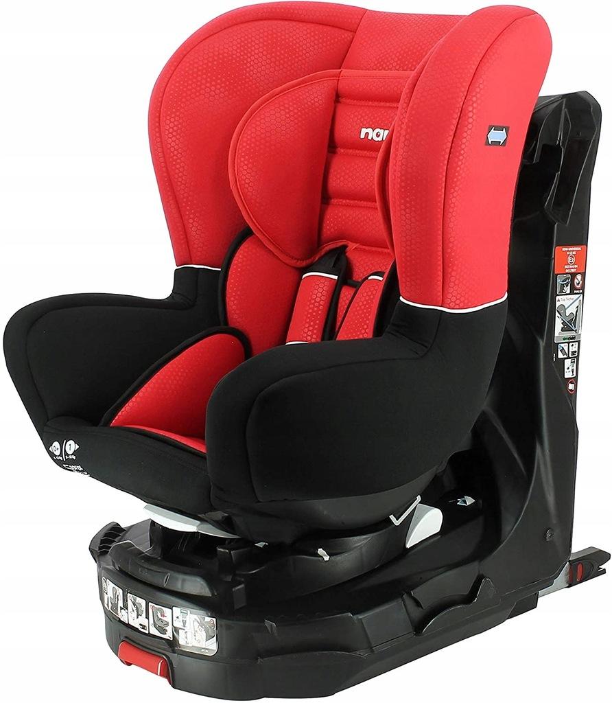 Y3592 NANIA REVO fotelik samochodowy 0-18kg
