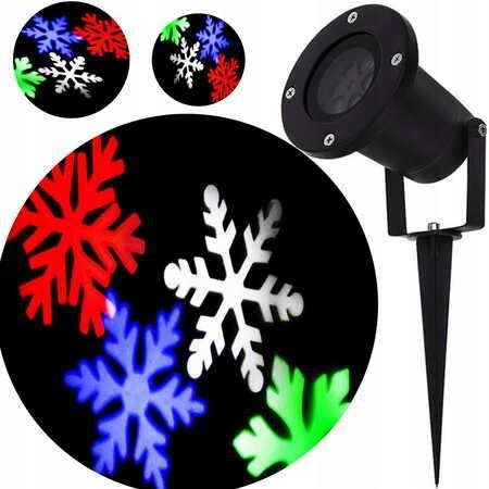 Projektor Laserowy Laser Swiateczny Star Shower 9914841885 Oficjalne Archiwum Allegro