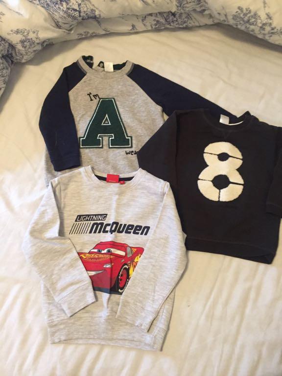 Bluzy dla dziecka H&M