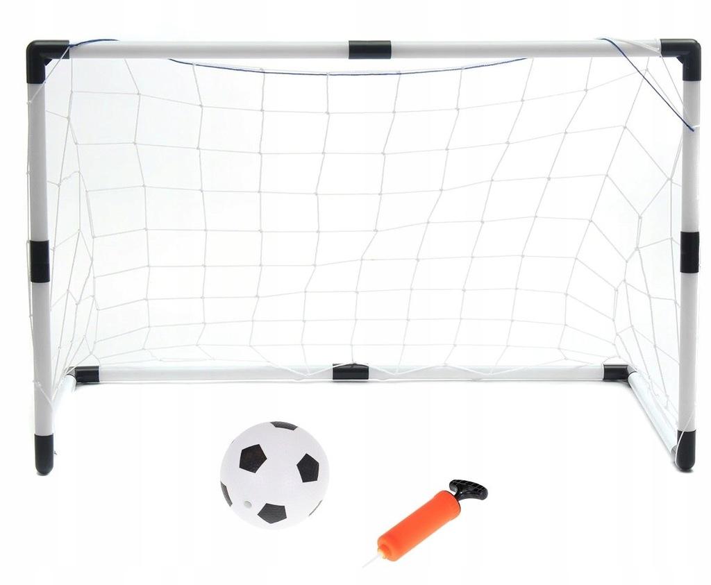 Bramki piłkarskie dla dzieci 2w1 (2szt-125x60x92cm