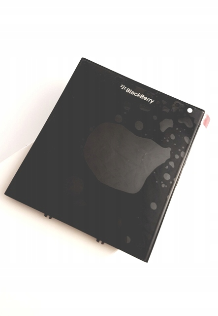 LCD Digitizer Ramka BlackBerry PASSPORT Q30 Czarny