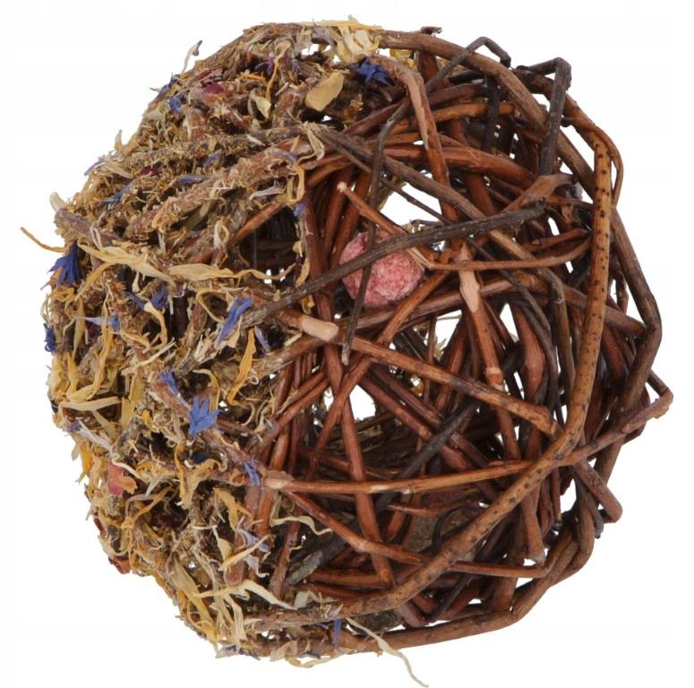 KERBL Piłka z Wikliny 10 cm