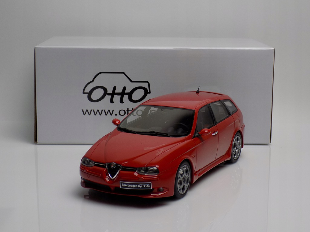Alfa Romeo 156 Gta Sportwagon Otto 1 18 Nowosc 8851902282 Oficjalne Archiwum Allegro