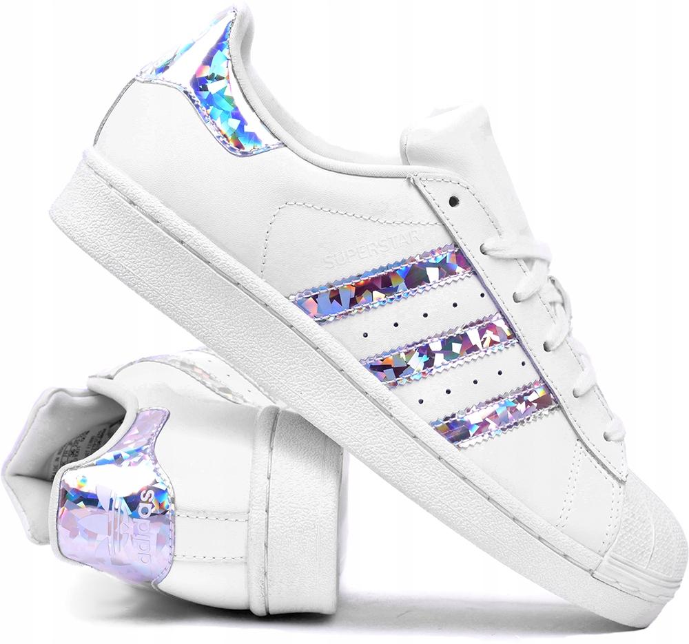 Buty damskie Adidas Originals Superstar Białe (F33889