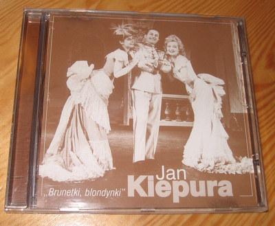 PŁYTA CD JAN KIEPURA