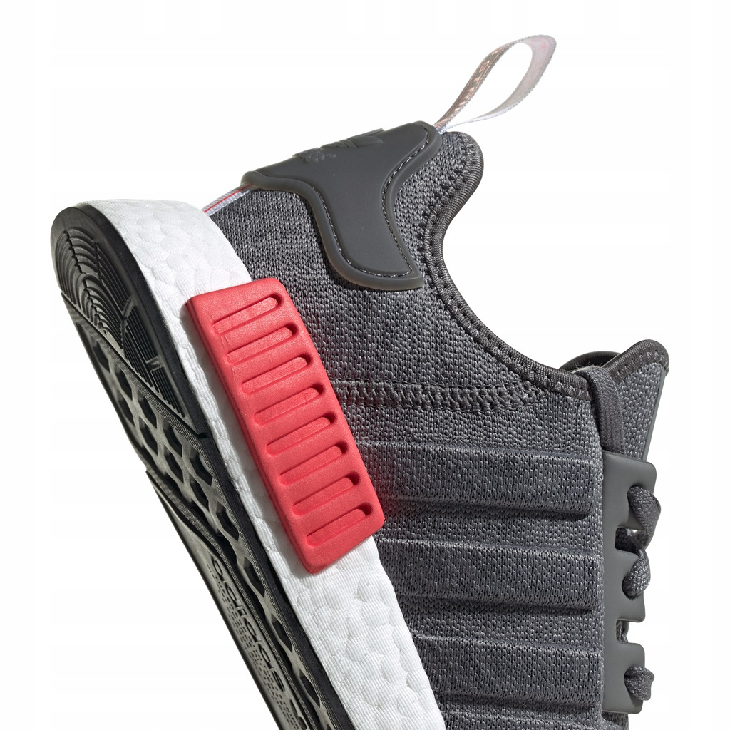 buty męskie adidas nmd_r1 szare bd7730