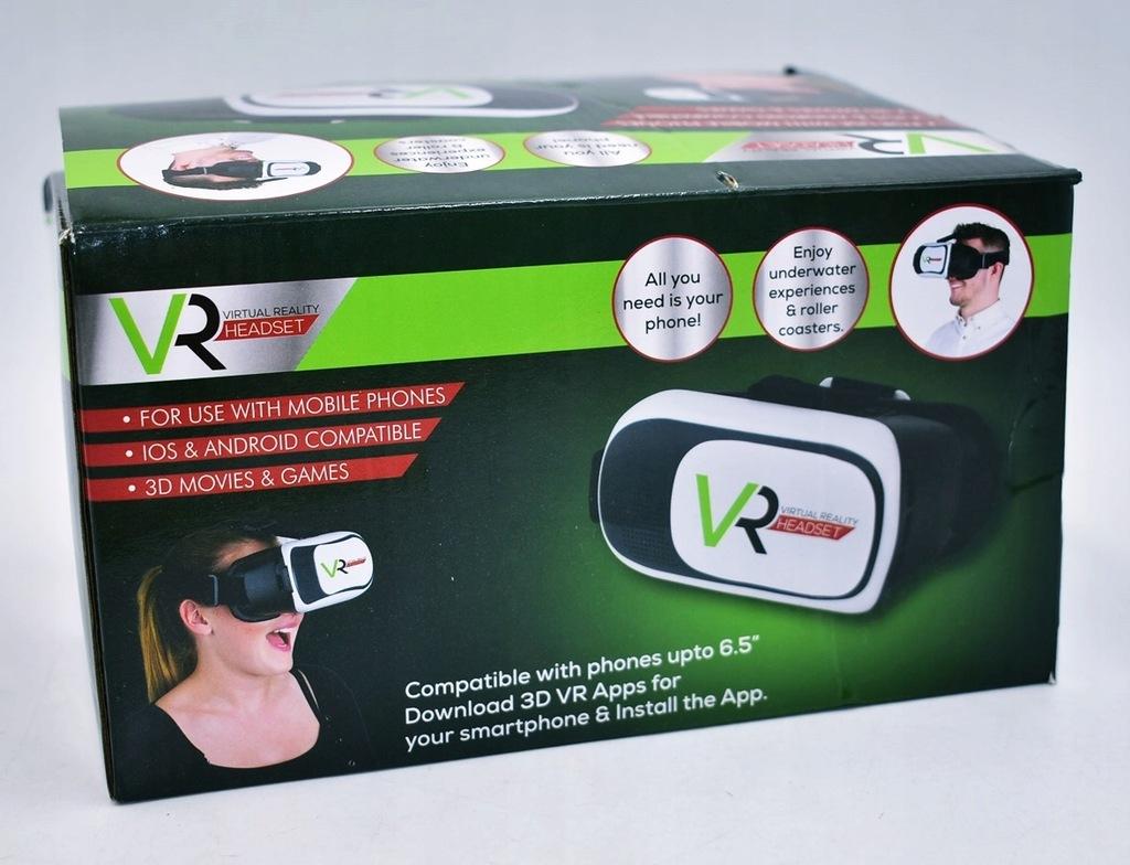 9200-9 ...VR HEADSET... a#g WIRTUALNE OKULARY VR