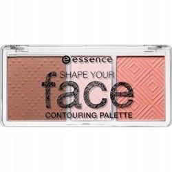 ESSENCE Shape Your Face Paleta do Koturowania