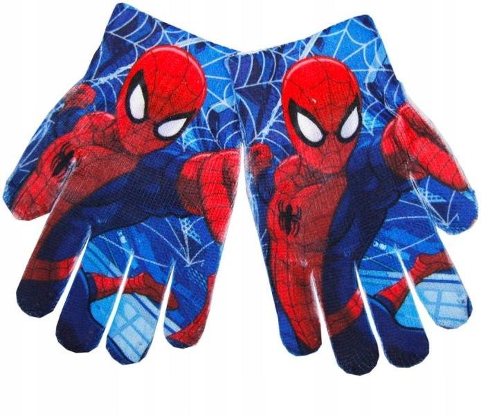 Rękawiczki chłopięce SpiderMan
