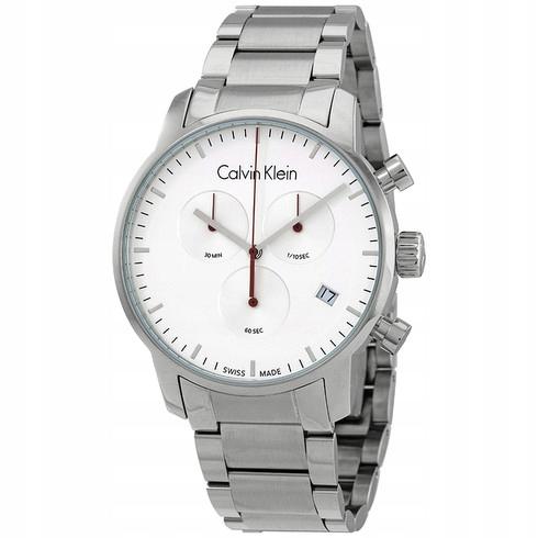 Calvin Klein City Chronograph z 1 470zł -48%