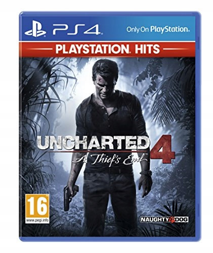 Uncharted 4 A Thief S End Playstation Hits Ps4 7722614271 Oficjalne Archiwum Allegro