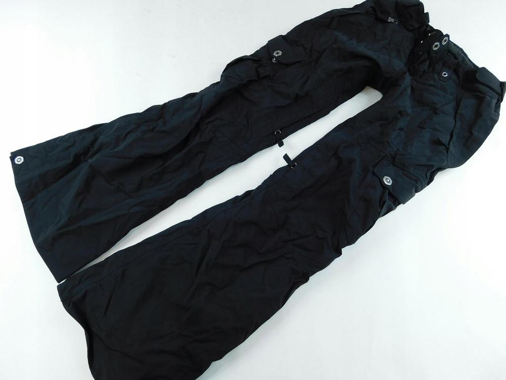 2310nc112 THE NORTH FACE spodnie NARCIARSKIE S
