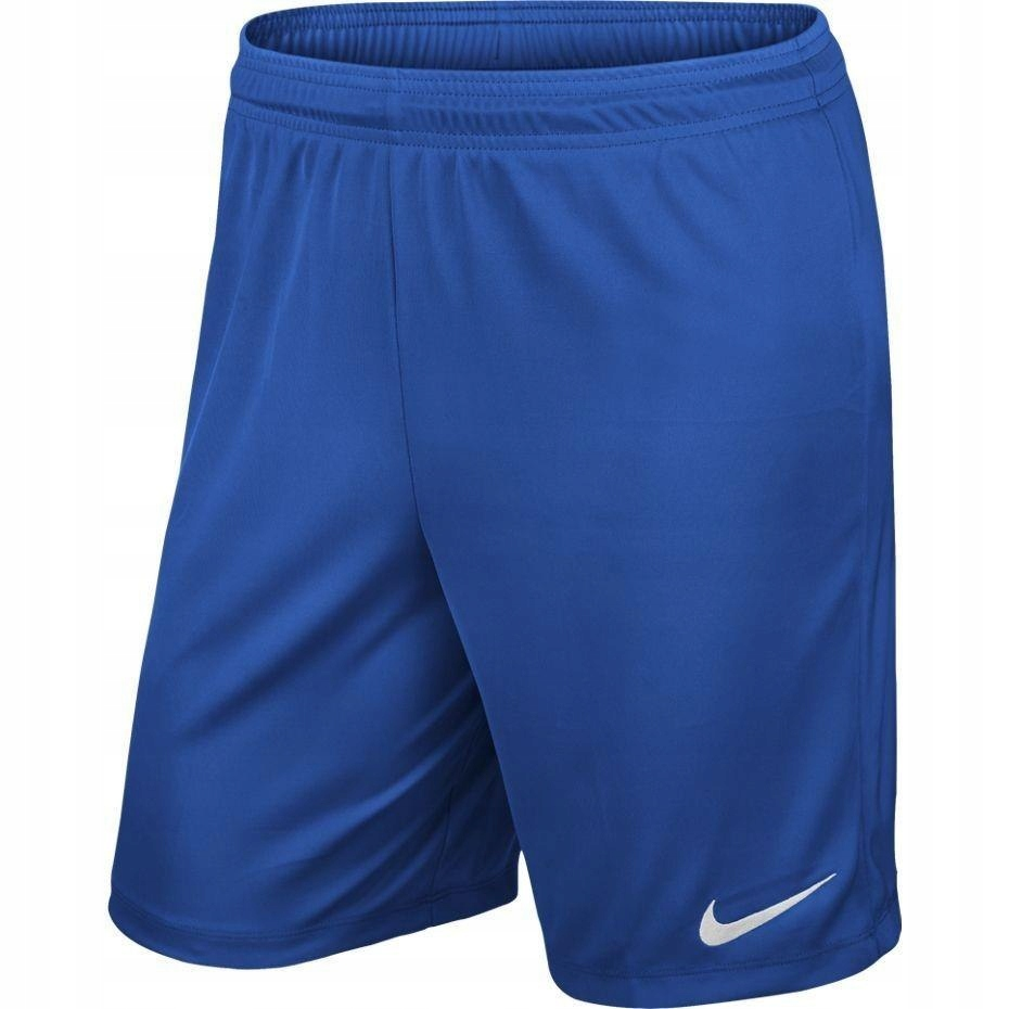 Nike Spodenki męskie Nike Park II niebieski 725887