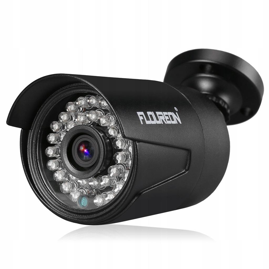 2X DVR Kamera 3000TVL 2.0MP 1080P AHD Wodoodporny