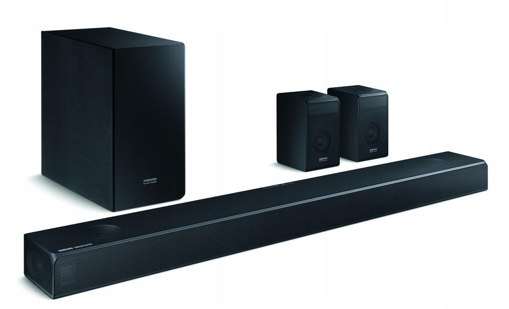 4 Samsung Okazja Atmos Dolby 7 1 Soundbar Hw-n950