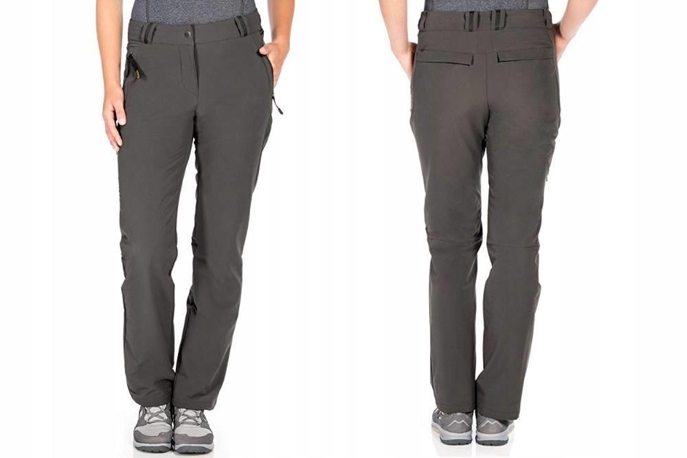 Spodnie JACK WOLFSKIN ACTIVATE softshell r 38