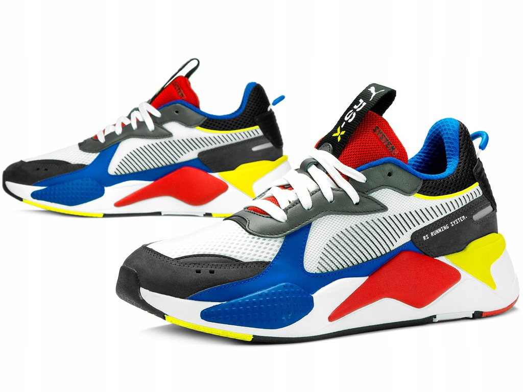 Buty Sneakersy Męskie Puma RS X Toys 369449 02