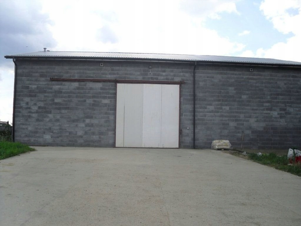 Magazyny i hale, Niedoń, Błaszki (gm.), 230 m²