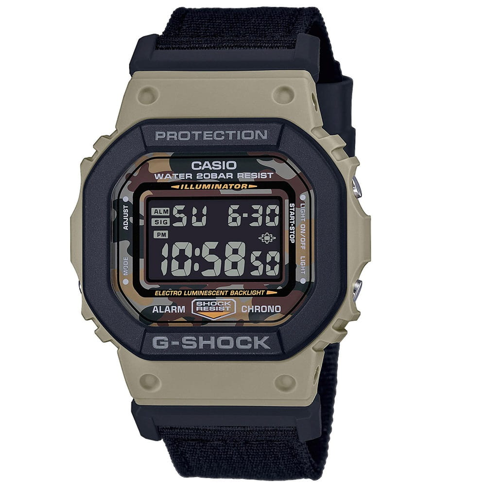 Zegarek męski Casio DW-5610SUS-5
