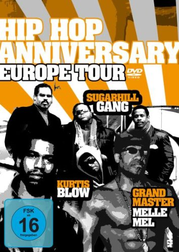 DVD V/A Hip Hop Anniversary..