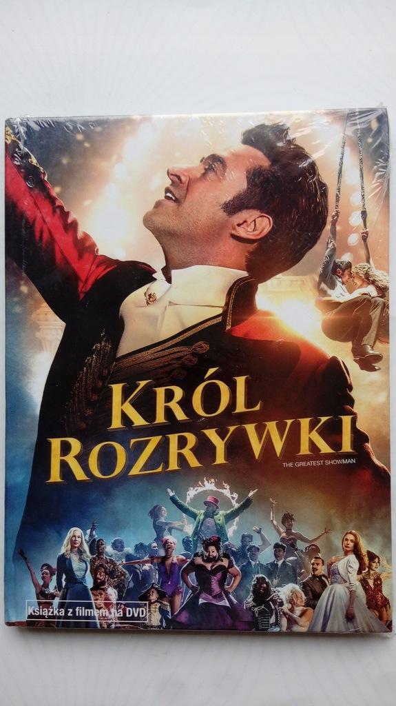 KRÓL ROZRYWKI (2017) FOLIA