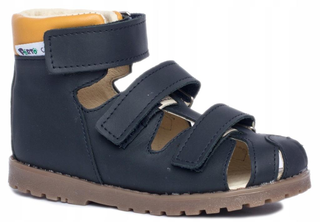Mrugała Porto 1188 sandały sandałki profil. * 21