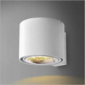 Lampa AQForm TUBA biały połysk 26121-0000-T8-PH-23